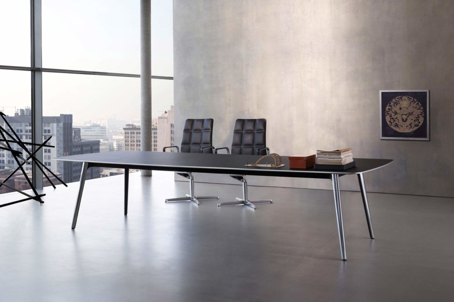 Keypiece conference table