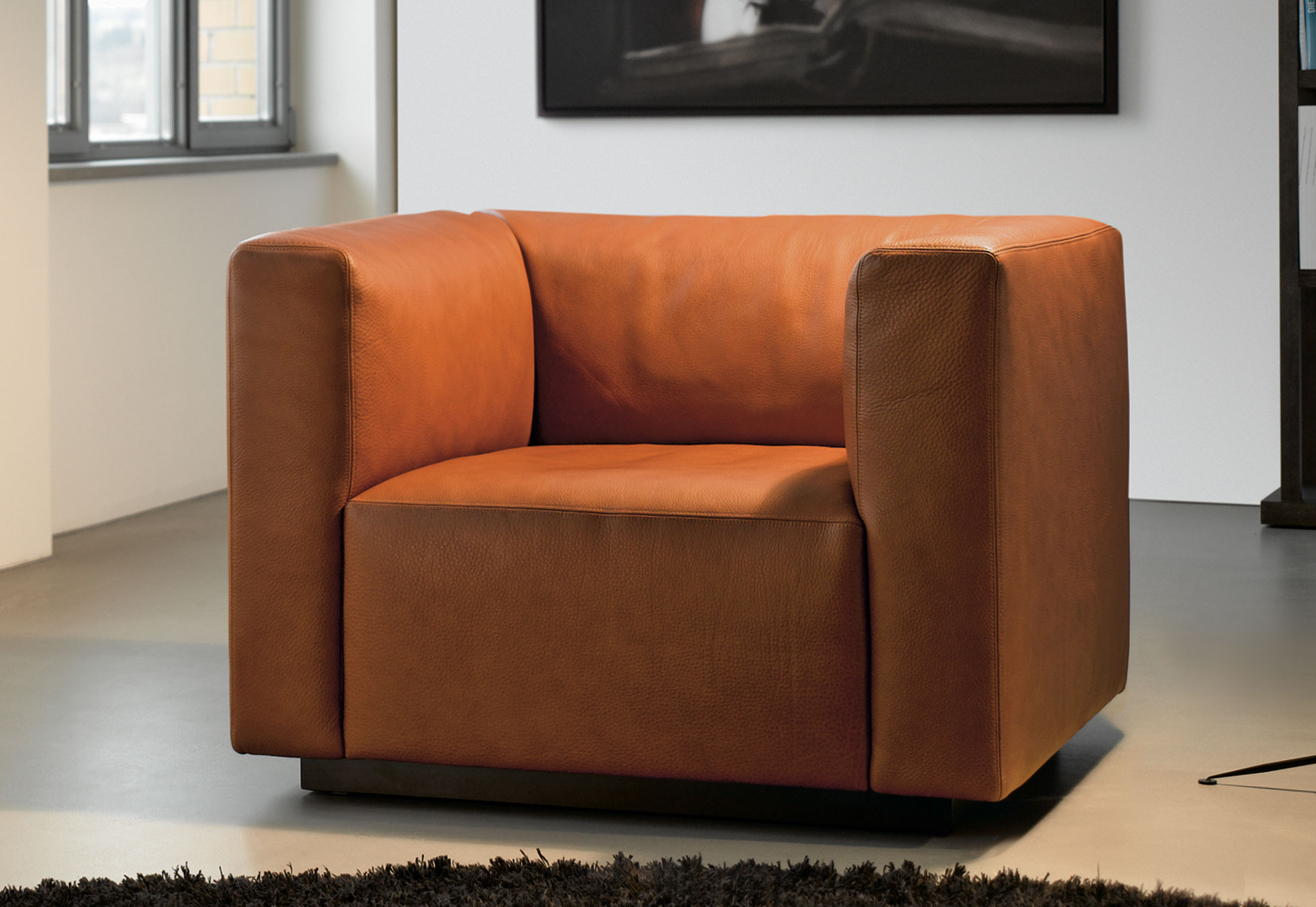 Living Landscape 740 Armchair By Walter Knoll
