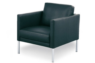 Living Platform 400 armchair  by  Walter Knoll