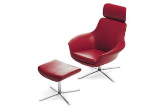 Oscar armchair  by  Walter Knoll