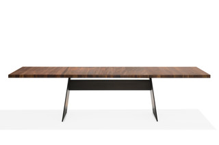 Tadeo table with cheeks  by  Walter Knoll