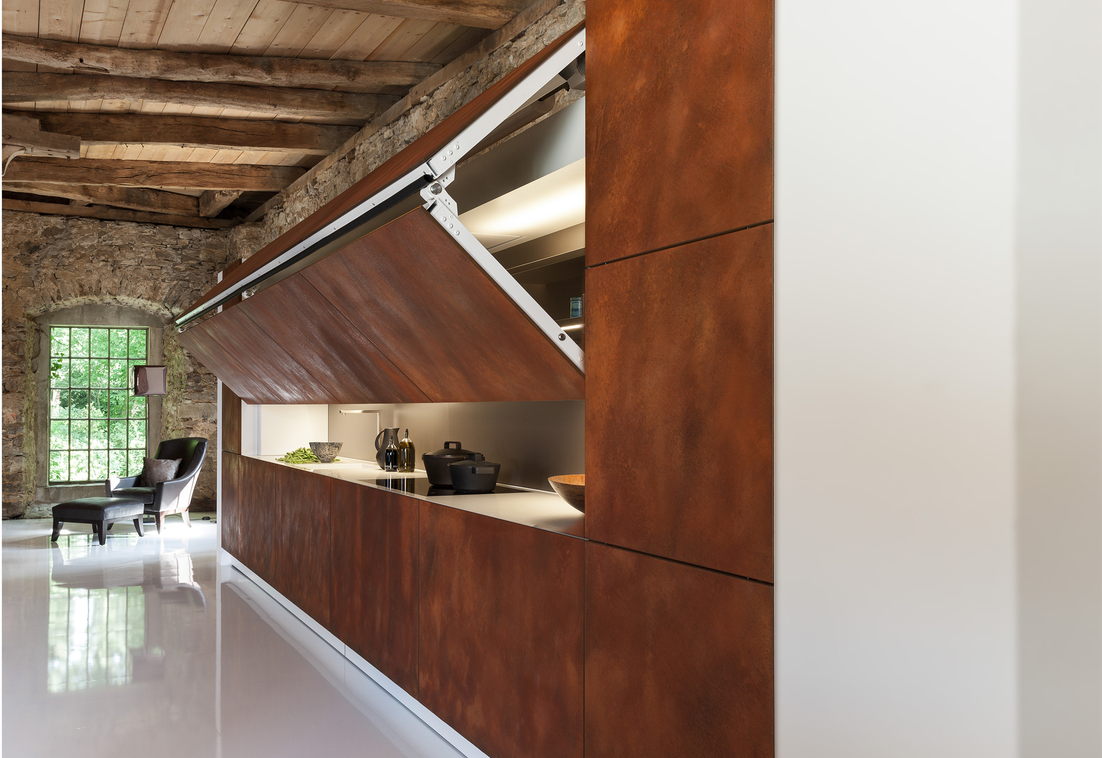 Charmant Hidden Kitchen; Hidden Kitchen ...