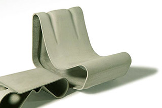 Loop Stuhl  von  wb engros