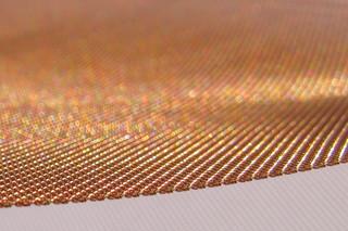 Copper Wire Mesh  by  Weisse & Eschrich