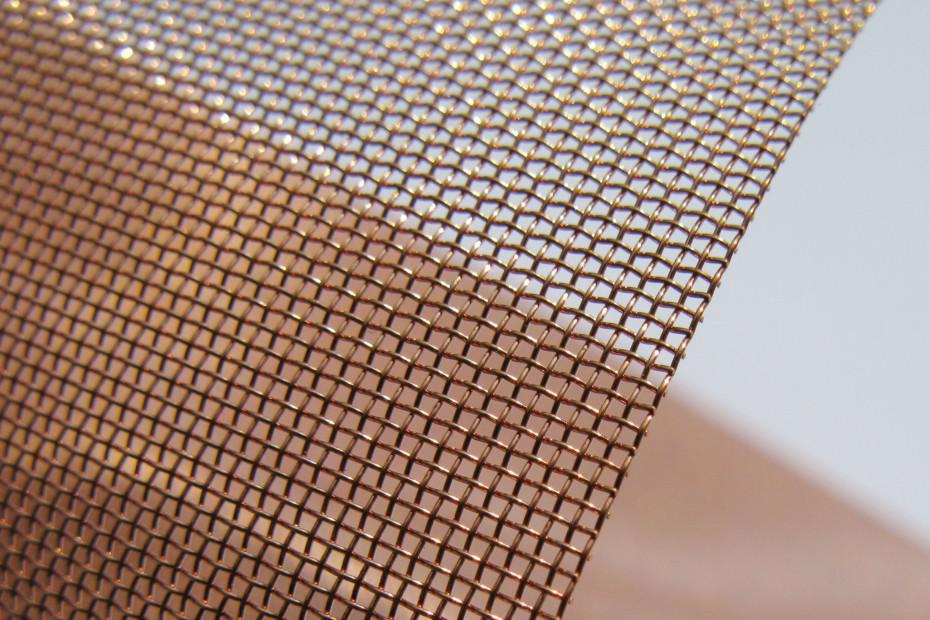Kupfer-Drahtgewebe