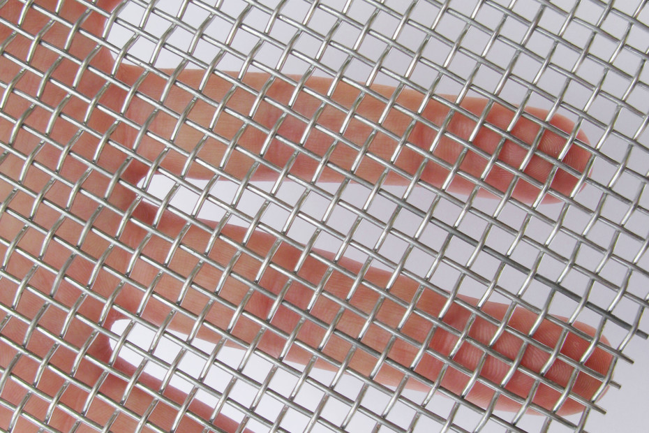 Galvanised Steel Wire Mesh