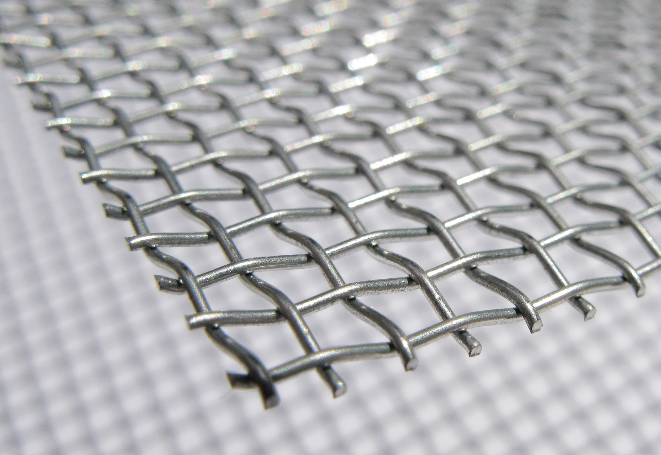 Old Fashioned Galvanized Wire Mesh Crest - Electrical Diagram Ideas ...