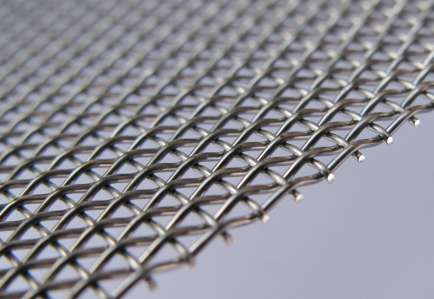Stainless Steel Wire Distributors : Stainless steel wire mesh by weisse eschrich stylepark