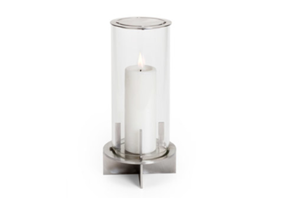 Outdoor Candle Holder Table