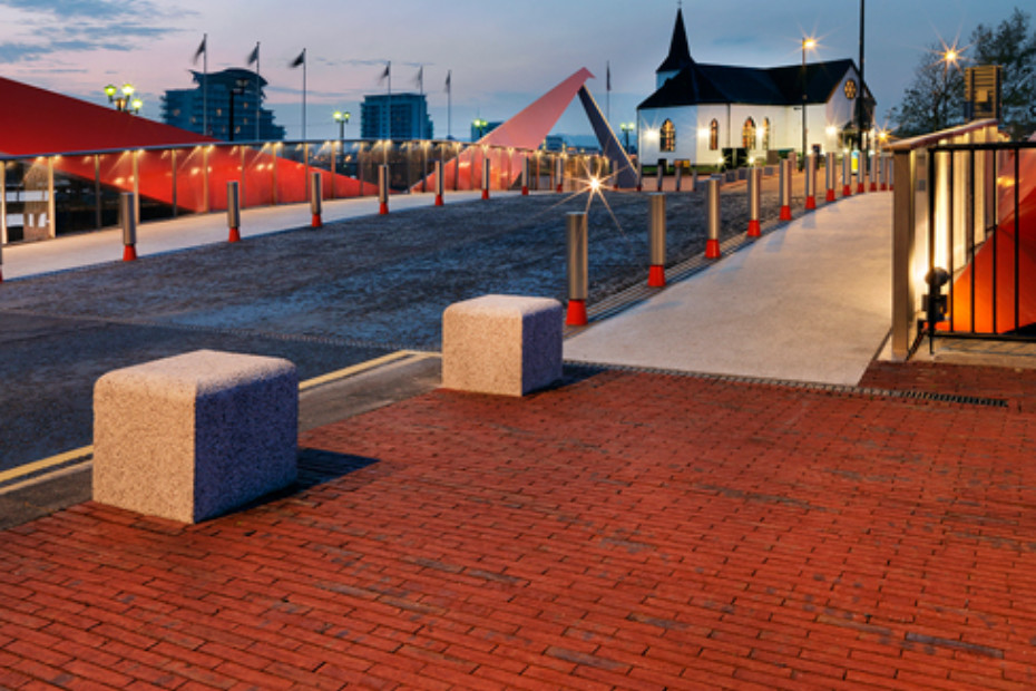 Norderney pavers