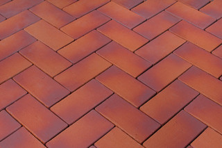 Oderland pavers  by  Wienerberger