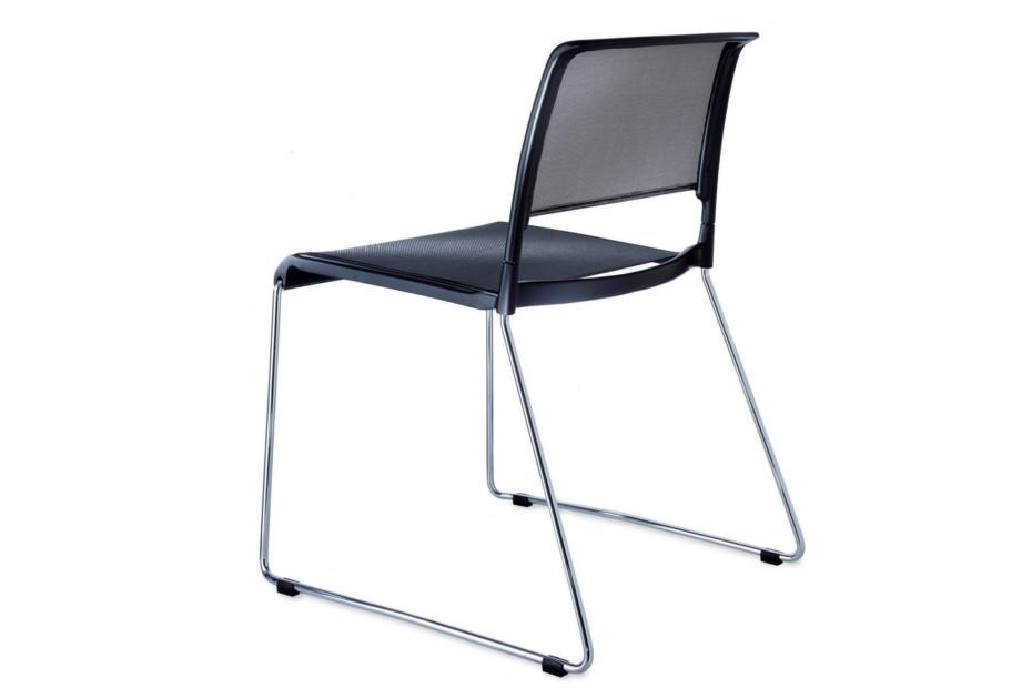 Aline 230/1 Skid-base chair