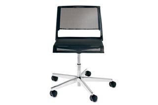 Aline 232/1 swivel chair  by  Wilkhahn