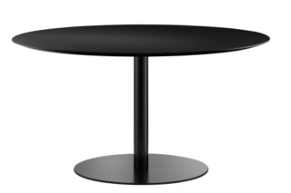 Aline table round  by  Wilkhahn