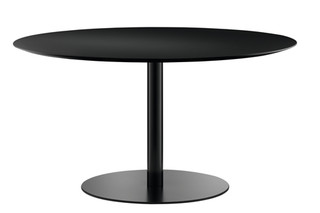 Aline table round  by  Wilkhahn
