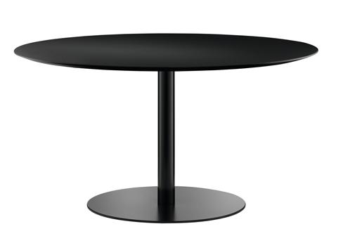 aline tisch rund von wilkhahn stylepark. Black Bedroom Furniture Sets. Home Design Ideas