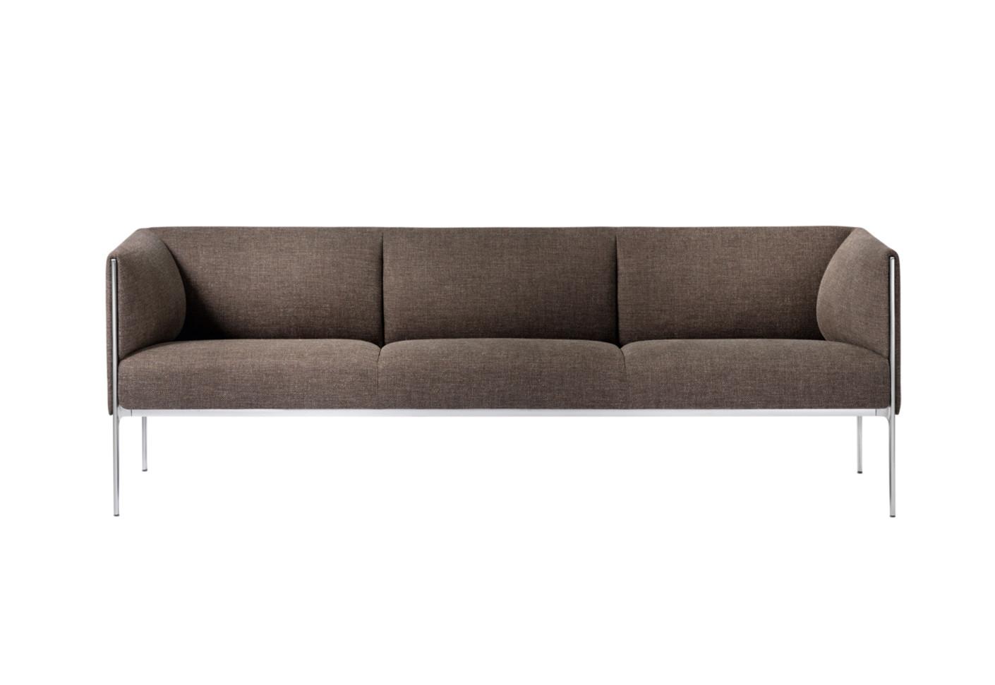 Asienta 3 Seater Sofa By Wilkhahn Stylepark