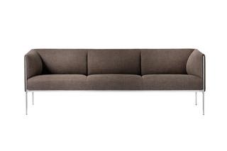 Asienta Dreisitzer Sofa  von  Wilkhahn