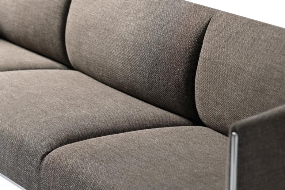 Asienta 3-seater sofa