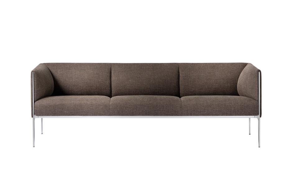 Asienta Dreisitzer Sofa