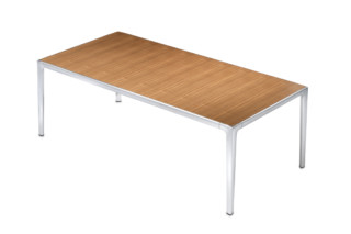 Asienta Table  by  Wilkhahn