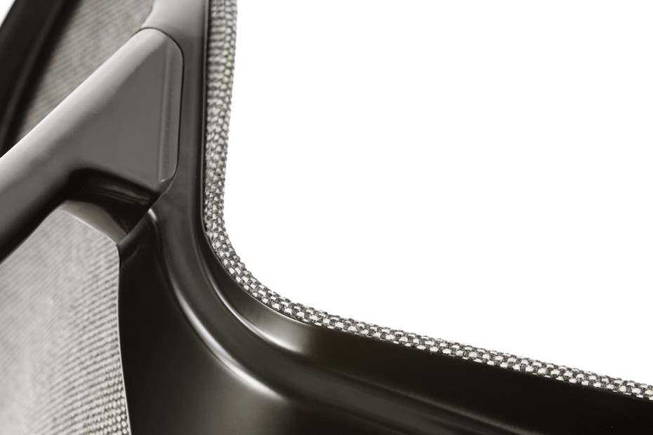 Chassis 341/5 with textile seat shell