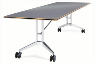 Confair 440/1 folding table  by  Wilkhahn