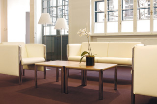 Cubis 833/5 settees  by  Wilkhahn