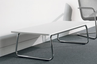 Cura 249/3 Coffee table  by  Wilkhahn