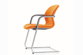 FS 212/5 Cantilever Chair  by  Wilkhahn