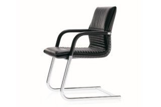 FS 220/5 Cantilever chair  by  Wilkhahn