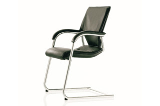 Modus Executive 287/81 Cantilever chair  by  Wilkhahn