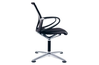 Modus Medium 281/5 Visitor chair  by  Wilkhahn