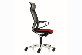 Modus Medium 284/7 Swivel Chair  by  Wilkhahn