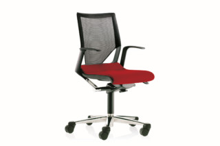 Modus Small 275/7 Swivel Chair  by  Wilkhahn