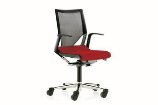 Modus Small 275/7 Swivel Chair  by  Wilkhahn