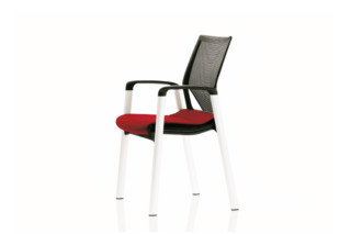 Modus Small 276/7 Visitor Chair  by  Wilkhahn