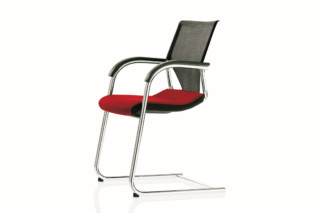 Modus Small 277/7 Cantilever chair  by  Wilkhahn