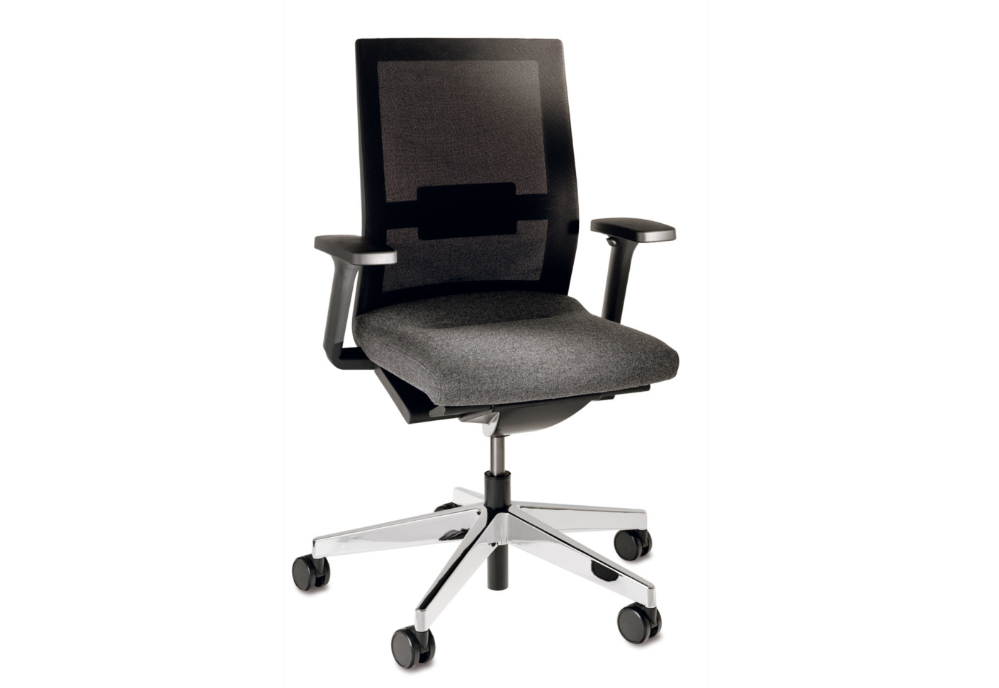 Neos 181 6 Swivel Chair Membran By Wilkhahn Stylepark