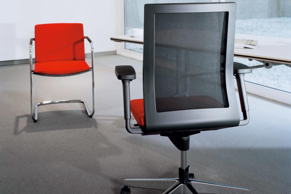 Neos 181/6 Bürodrehstuhl Membran