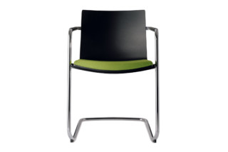 Neos 183/3 Cantilever chair  by  Wilkhahn