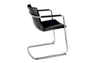 Neos 183/5 Cantilever chair  by  Wilkhahn