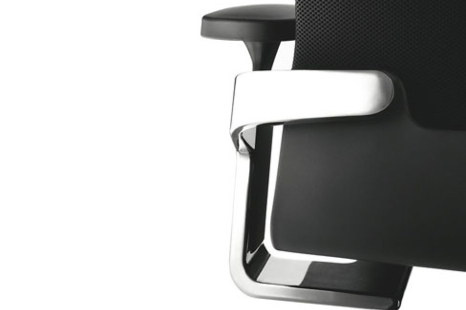 ON Swivel chair 171/21 with medium back rest