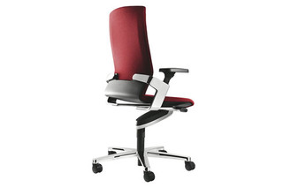 ON Swivel chair 172/7 with high back rest  by  Wilkhahn
