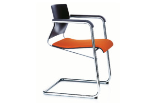 Sito 240/3 Cantilever chair  by  Wilkhahn