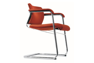 Sito 246/55 Cantilever chair  by  Wilkhahn