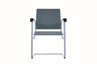 Sito 247/55 Cantilever chair  by  Wilkhahn
