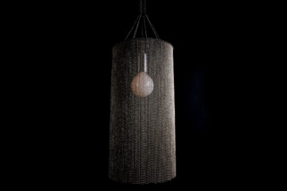 MED Circular Cropped Pendant  by  Willowlamp