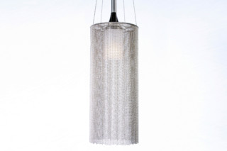 SML Circular Cropped Pendant  by  Willowlamp