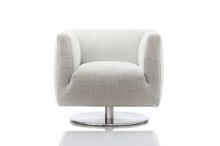 Ardea swivel armchair  by  Wittmann